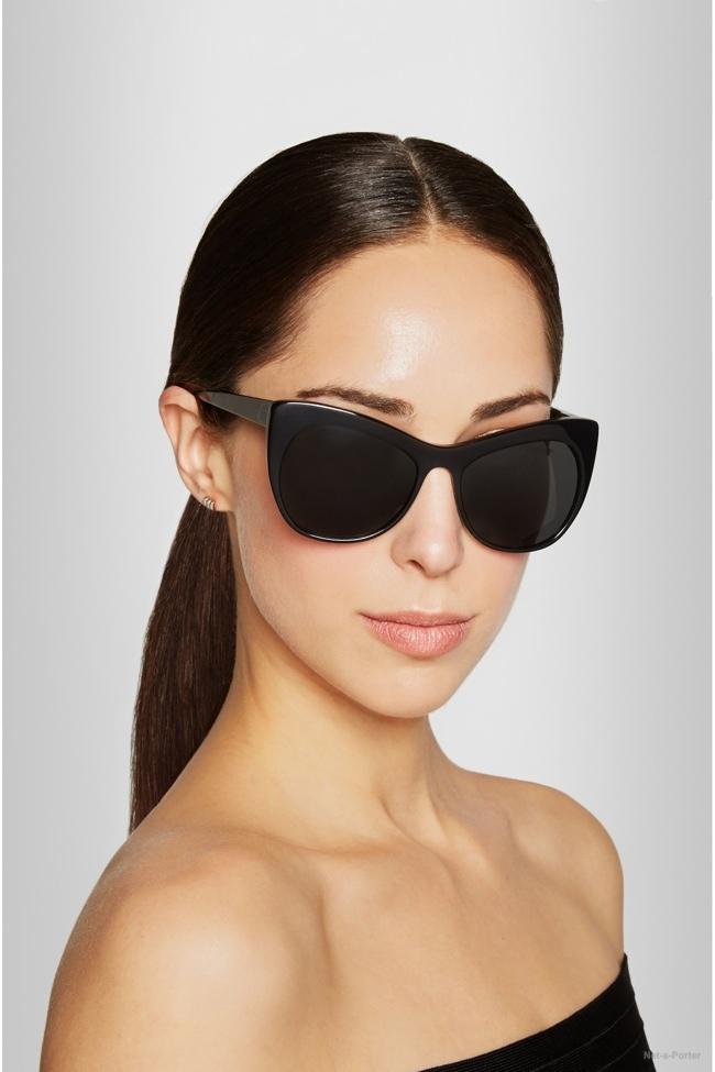 Designer Cat Eye Sunglasses  6 chic designer cat eye sunglasses