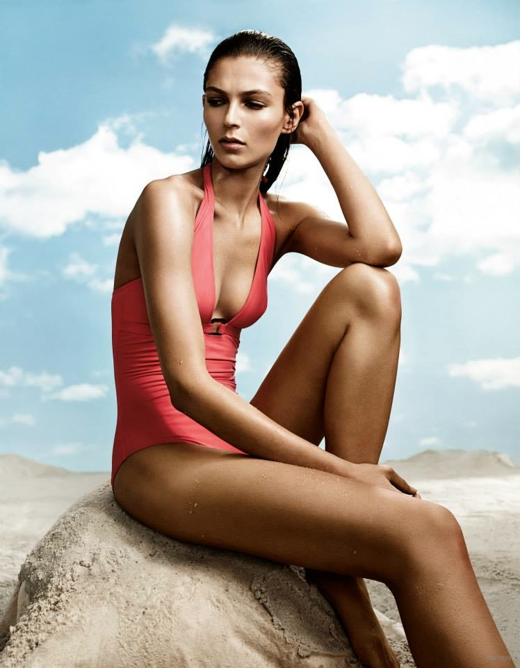8 Looks From Eres Swim S/S 2015 Collection at Barneys
