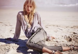 Exclusive: Free People's March Magalog Featuring Top Models & Spring Fashion