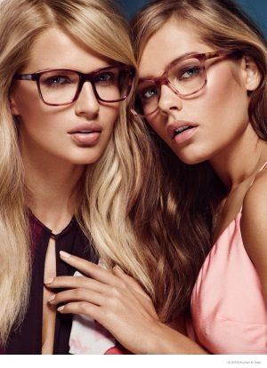 Solvieg, Yara + Rachel Get Glam in Guess by Marciano Spring '15 Ads by Hunter & Gatti