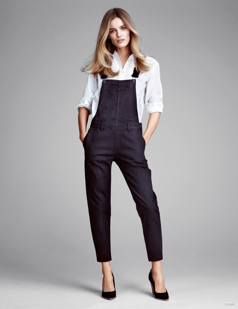H&M Spotlights Spring \'15 Pants Trends in Style Update