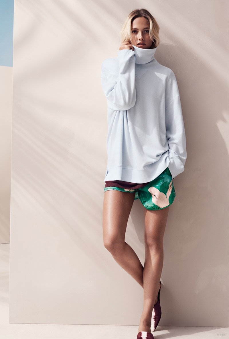 See The H M Studio Spring 2015 Collection Featuring Chic Resort Wear
