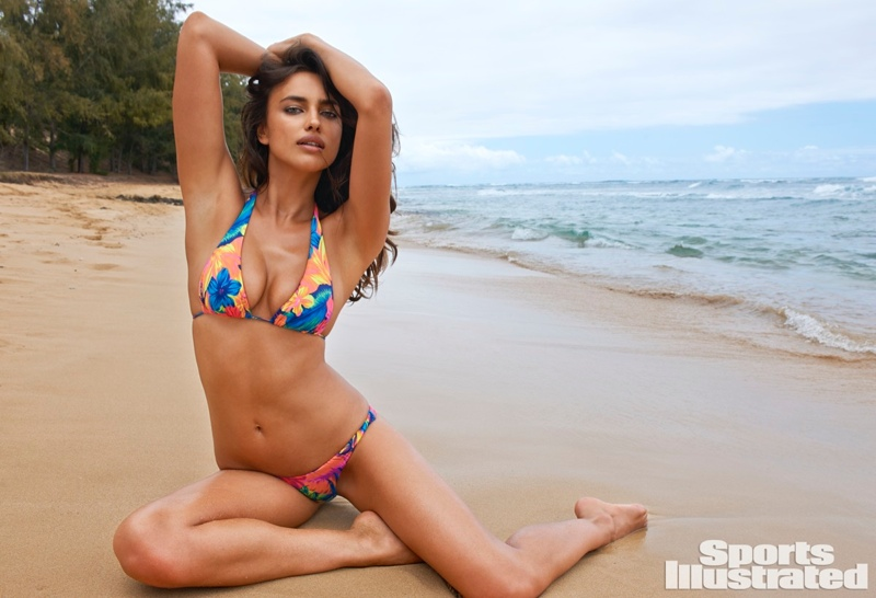 Irina Shayk Stuns In 2015 Sports Illustrated Swimsuit Issue Photos