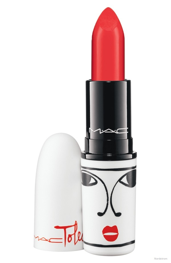 Isabel & Ruben Toledo MAC Lipstick Limited Edition available for $17.50