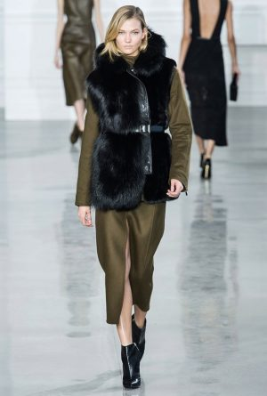 Jason Wu Does Luxe Glamour, Outerwear for Fall 2015