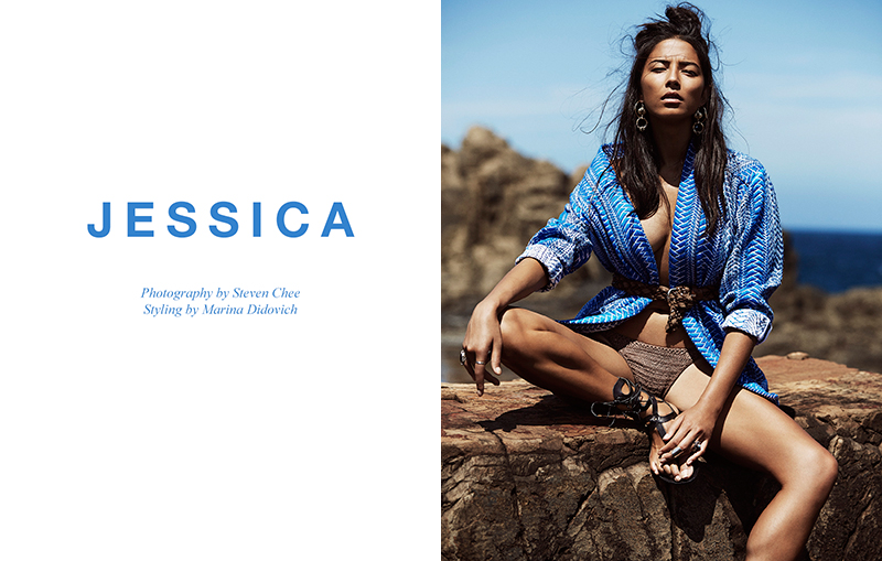 FGR Exclusive | Jessica Gomes by Steven Chee