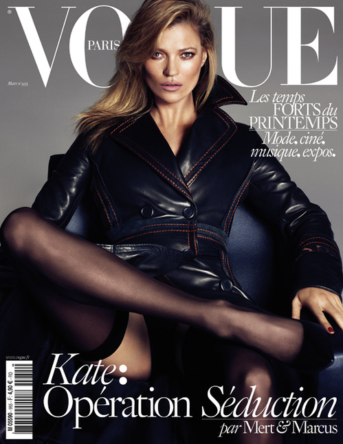 Kate, Daria & Lara Channel 'Basic Instinct' for Vogue ...