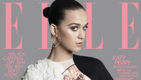 The March 2015 issue of ELLE US features Katy Perry on its cover.