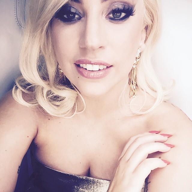 Lady Gaga Reveals Black Bob Hairstyle Fashion Gone Rogue
