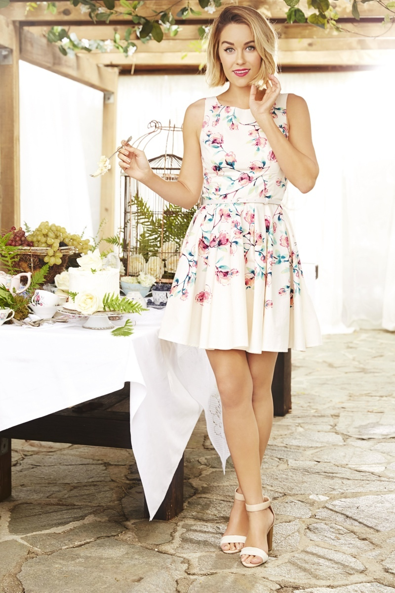 Lauren Conrad is Ready for Spring in Kohl's Style Update ...