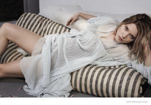 Lea Seydoux Wears Spring Looks in AnOther Shoot