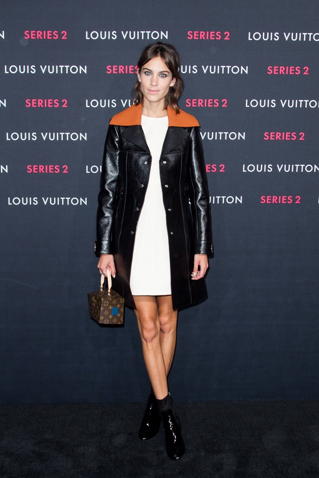 Alexa Chung, Rosamund Pike + More Star Style at Louis Vuitton Series 2 Exhibition Opening in LA