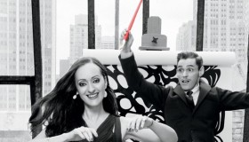 Promotional image for MAC x Isabel & Ruben Toledo Makeup Collaboration