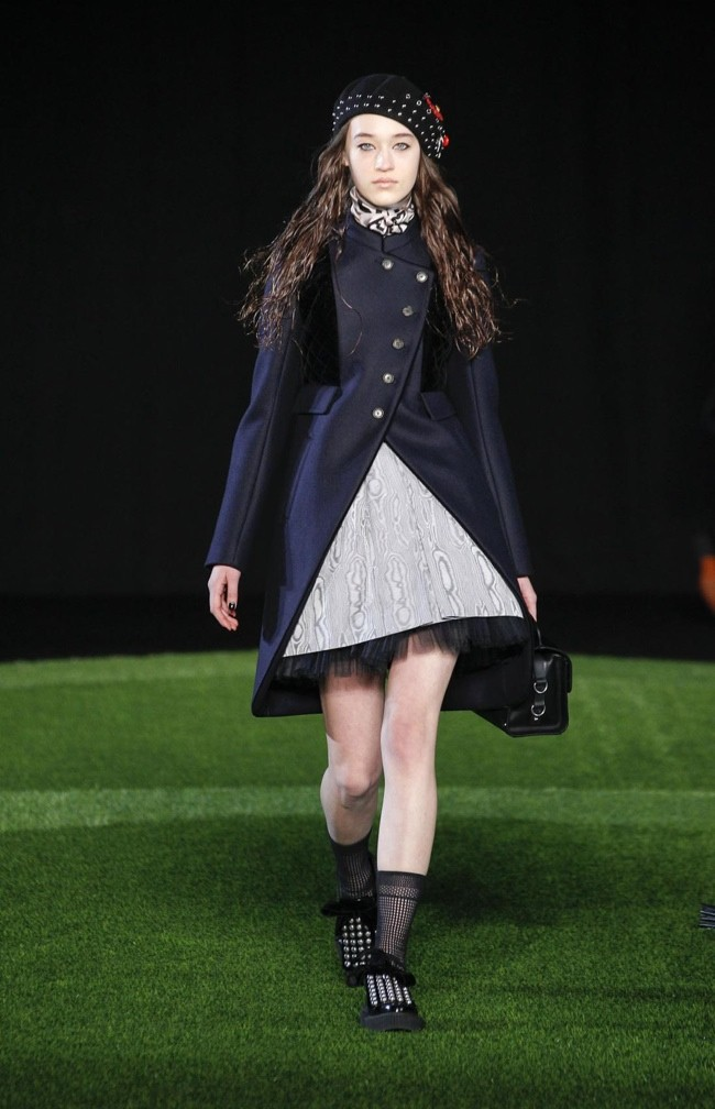 Marc by Marc Jacobs Goes on a Rebellious Streak for Fall 2015
