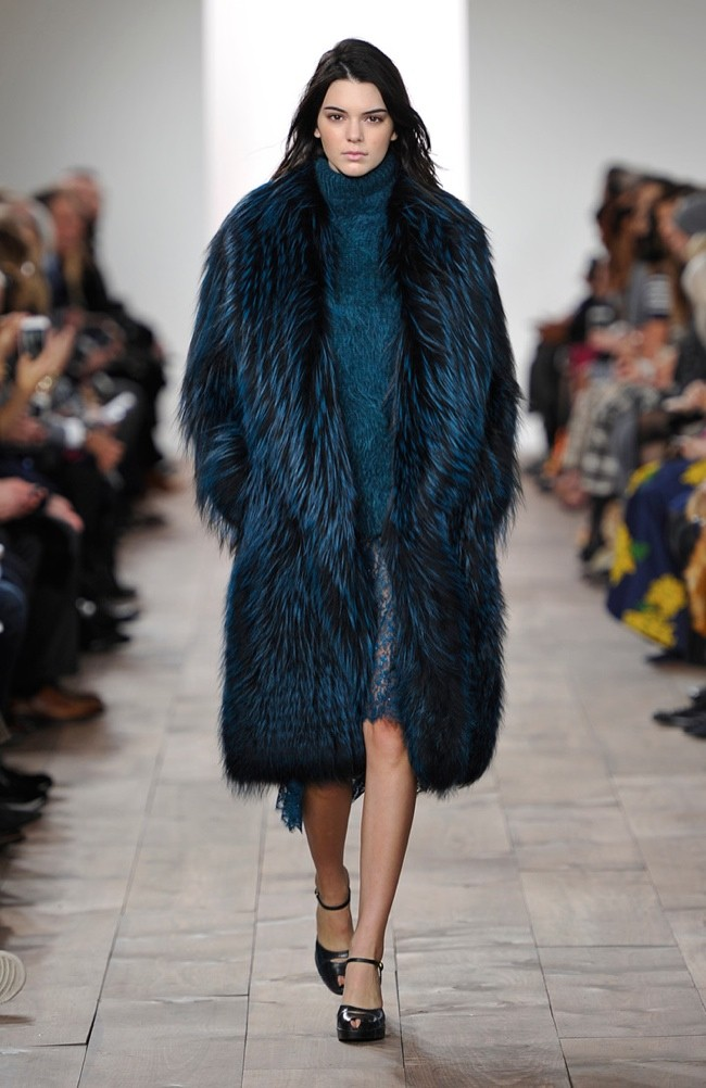 A look from Michael Kors Collection's fall-winter 2015  collection