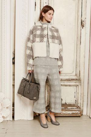 Mulberry Gets Inspired by English Architecture  for Fall 2015