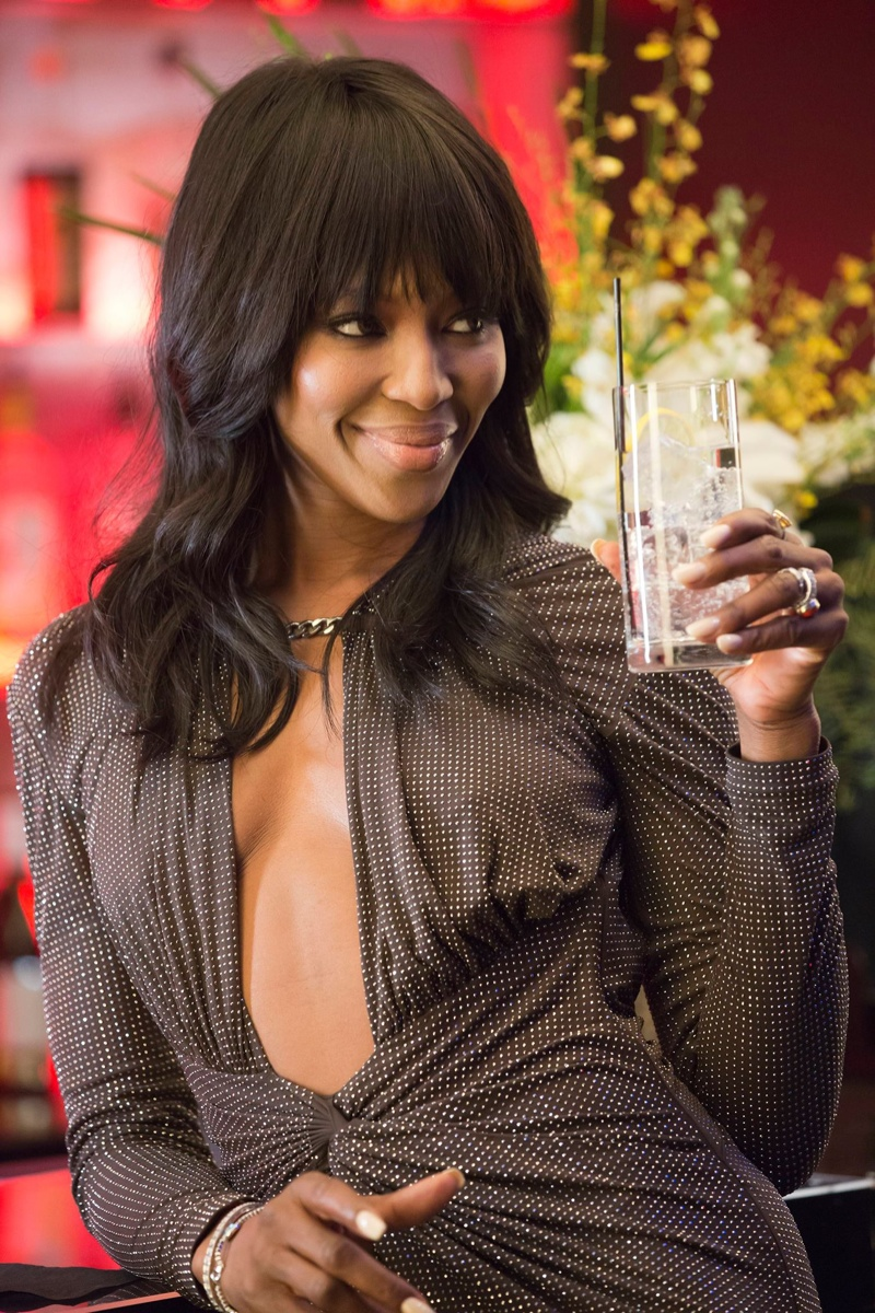 Naomi Campbell Says She Almost Didn't Take 'Empire' Role