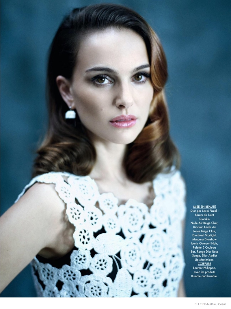 Natalie Portman: The Fashion Shoot advise