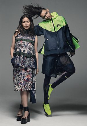 Nike & sacai to Create Sporty Collaboration
