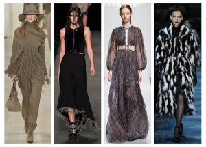 Fall 2015 Trends from New York Fashion Week: 70s Style, Goth Glam + More