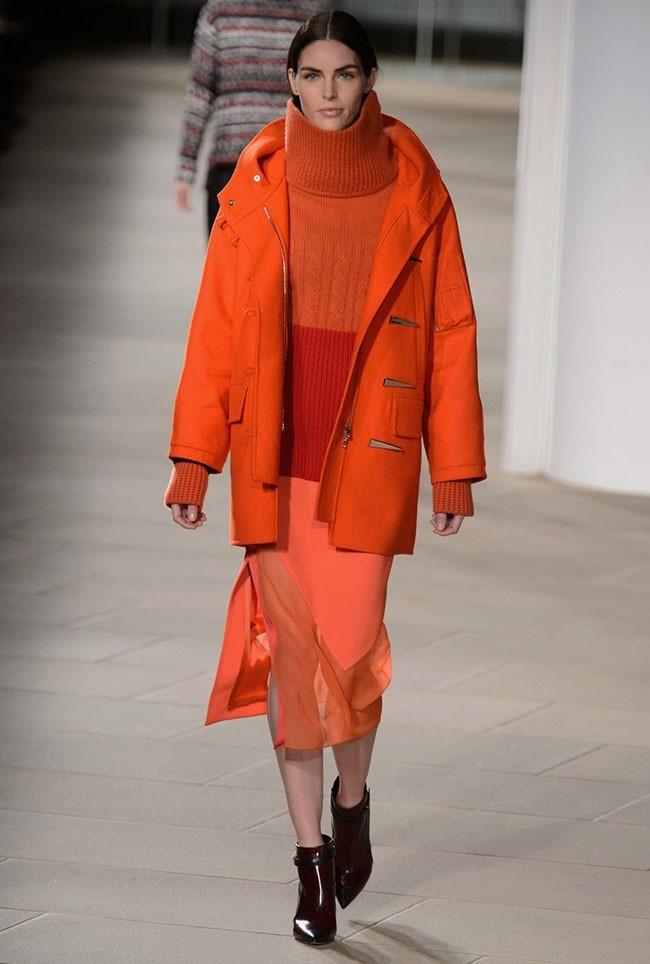 Prabal Gurung Fall 2015: Glam Cold Weather Dressing