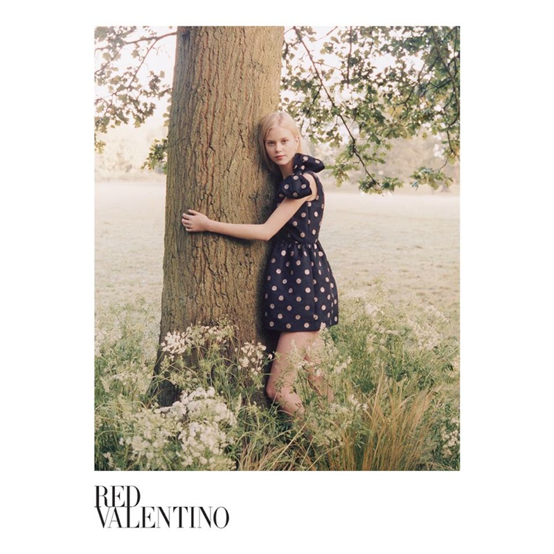 Red Valentino SS 2015 Campaign