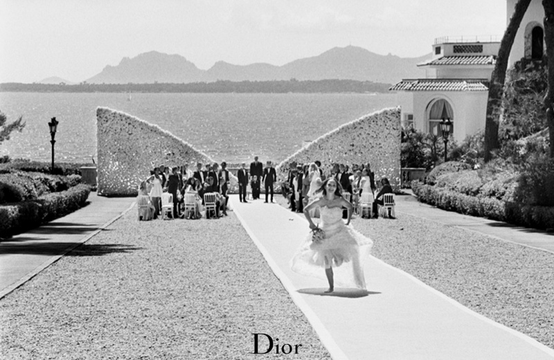 Natalie Portman Plays a Runaway Bride in New Miss Dior Film
