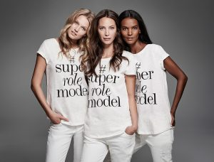 Christy, Toni & Liya Are Super Role Models for Special Lindex Campaign