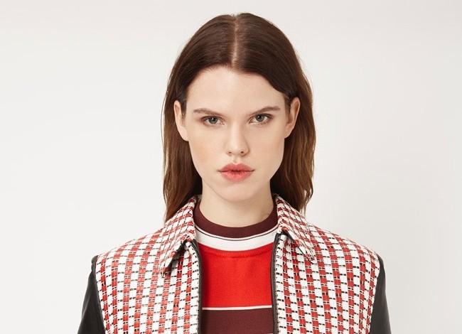 topshop-unique-textured-leather-sleeve-jacket