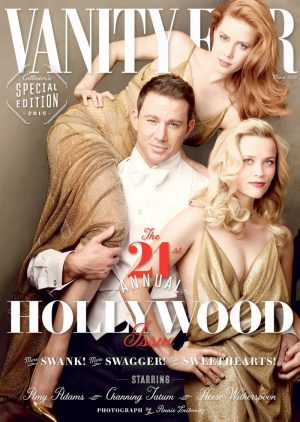 See the Star-Studded Cast of Vanity Fair's 2015 Hollywood Cover