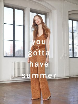 Zara Previews Spring/Summer TRF Collection with Video of Models Dancing