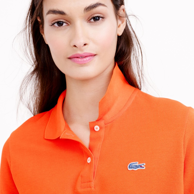 09d568d9 See Lacoste x J.Crew Collaboration Polo Shirt | Fashion Gone Rogue