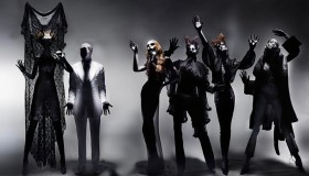 'Black' Alexander McQueen tableaux by Nick Knight (Part 3)