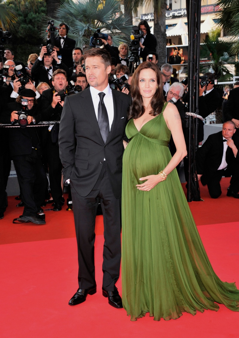 Maternity Dresses To Wear To Wedding 71 Epic Angelina Jolie wears a