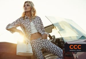 Anja Rubik & Vintage Cars Make One Sexy Combination