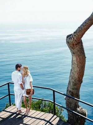 Anja Rubik Has a Spring Getaway with Her Husband