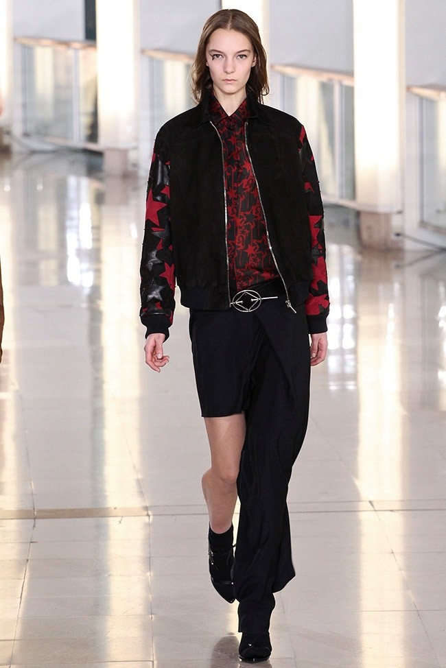 Anthony Vaccarello Fall 2015: Western Stars