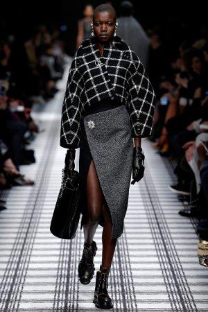 Balenciaga Does Cocoon Shapes for Fall 2015