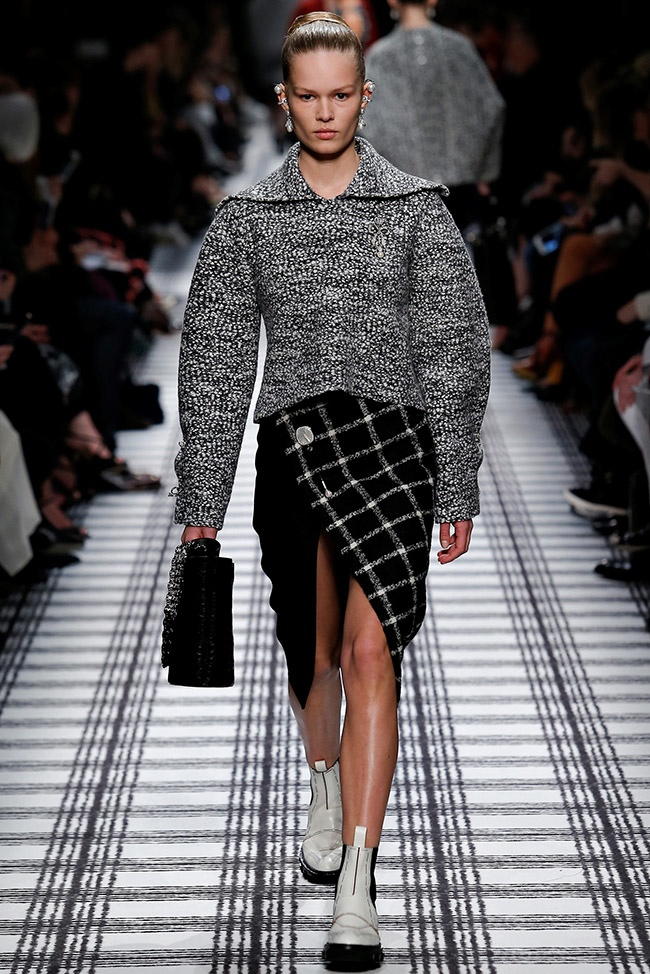 Balenciaga Does Cocoon Shapes for Fall 2015 | Fashion Gone Rogue