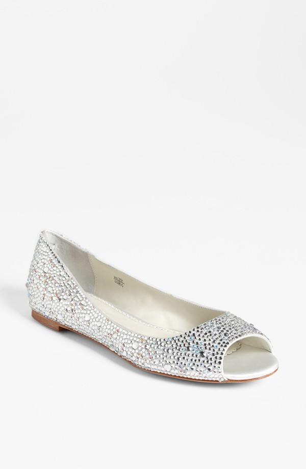 Silver Shoes Wedding 17 Great Benjamin Adams London Silk