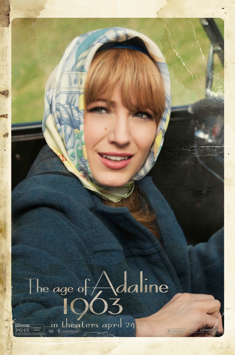 Movie Age of Adaline