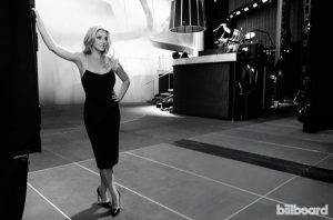 Britney Spears Stars in Billboard & Confirms Work on 9th Album