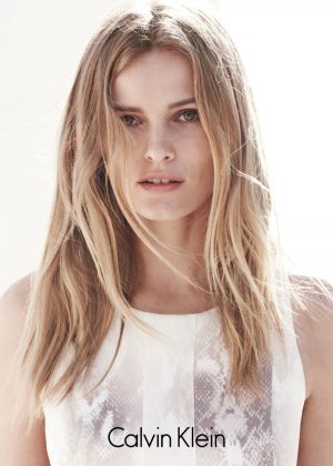 Calvin Klein White Label Goes Back to Basics for Spring 2015 Campaign