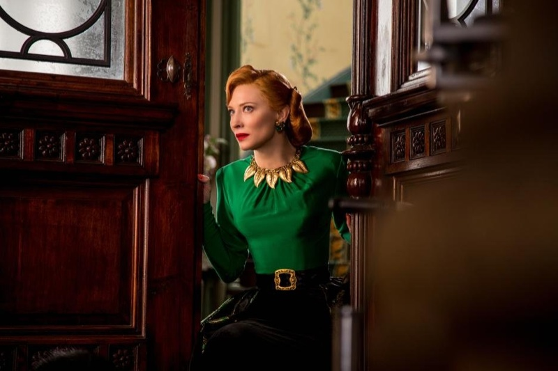 Cate Blanchett plays the Wicked Stepmother in u0027Cinderellau0027 (2015). She wears  sc 1 st  Fashion Gone Rogue & Cate Blanchett in Cinderella: 1940s Inspired Costumes