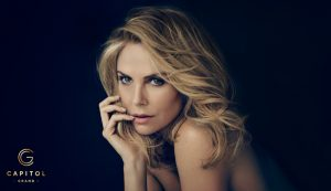 Charlize Theron Brings Some Star Power to Capitol Grand Ads