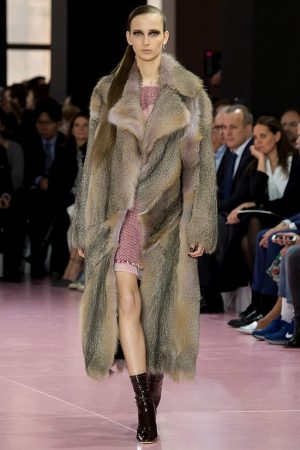 Dior Goes Animalistic for Fall 2015