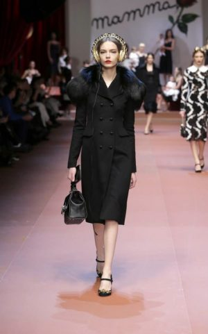 Dolce & Gabbana Fall/Winter 2015