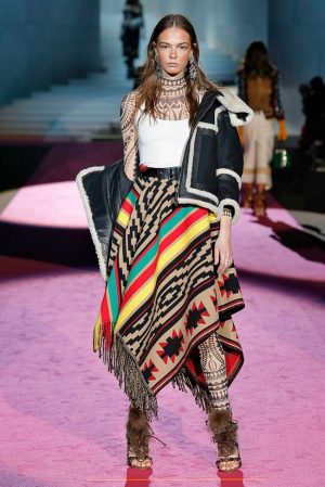 Dsquared2 Fall 2015: A Tale of Two Cultures