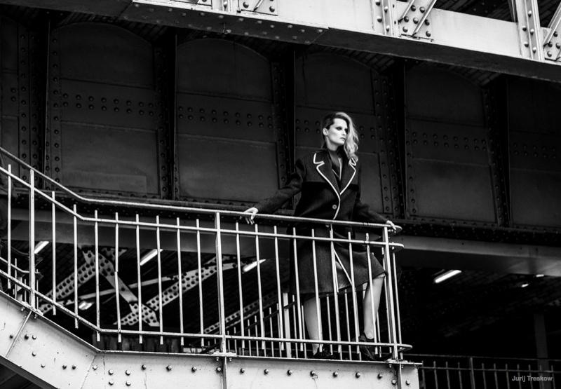 Alone in the City with Elena Melnik
