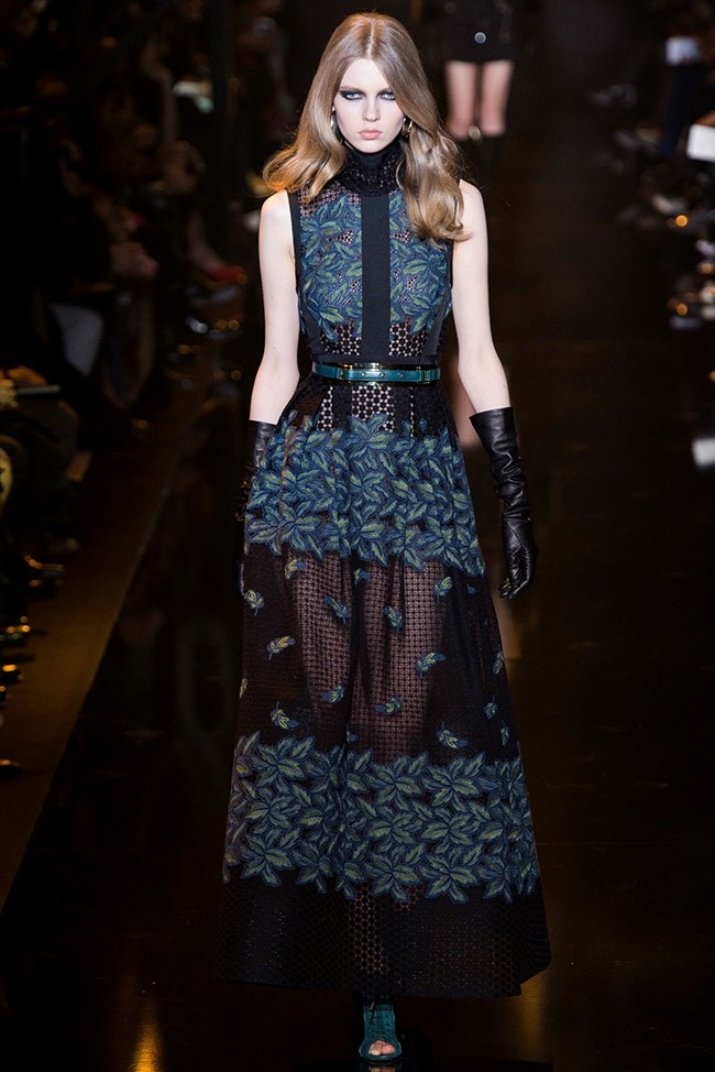 A look from Elie Saab's fall-winter 2015 collection